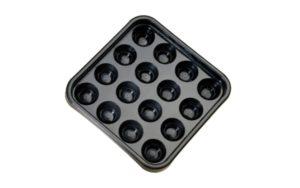 Tray 16 balls pool 57.2mm