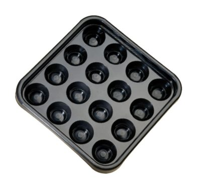 Tray 16 balls pool 57.2mm