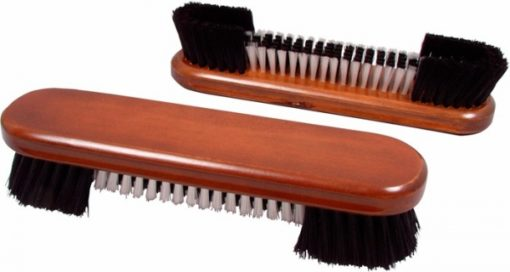 Brush luxe black-white 23cm
