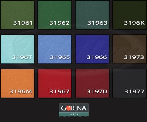 Gorina granito M colores