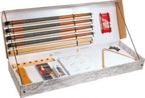 Kit de accesorios Aramith Standard