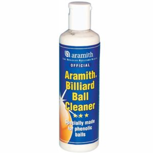 Limpieza bolas Aramith 250 ml