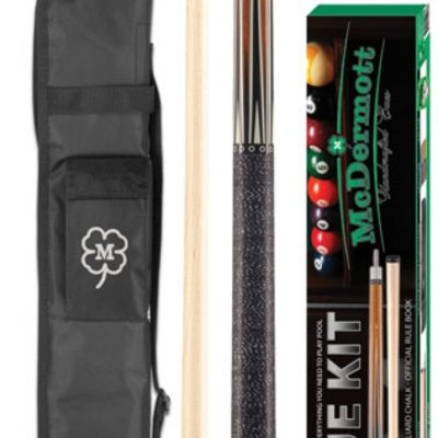 Mcdermott Deluxe Cue Kit