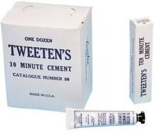 Pegamento especial para soletas Tweeten