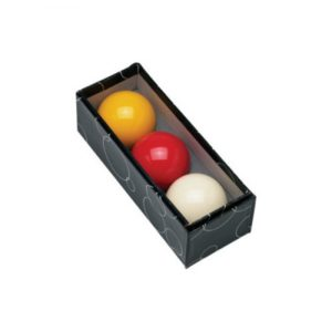 Carom Set Ventura Tournament Pro 61.5 mm