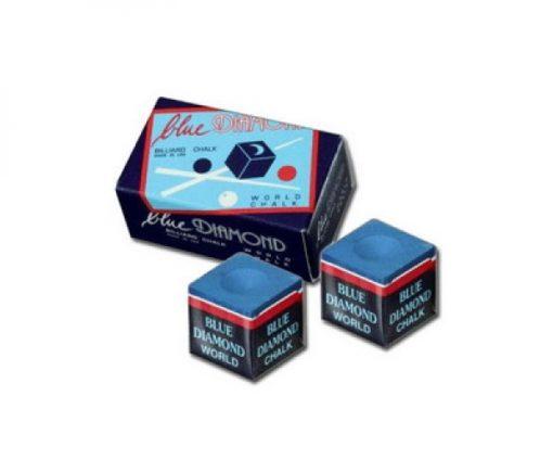 Chalk blue diamond box 2 pieces