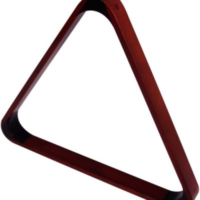 Triangle in Mahogany 57.2mm