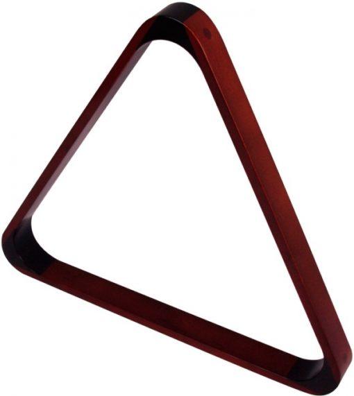 Triangulo en caoba 57.2mm