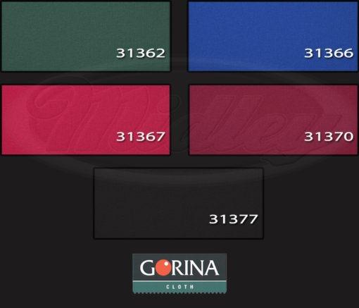 Gorina Tour colores