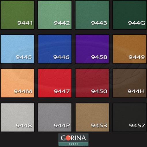 gorina gt2000 carta color