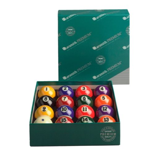 Set de bolas de pool aramith premium 57.2 mm